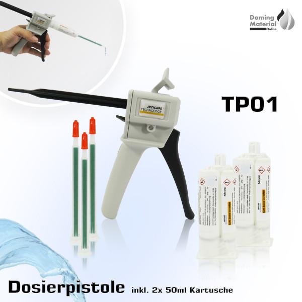 Dosierpistole inkl. Kartusche (TP01)