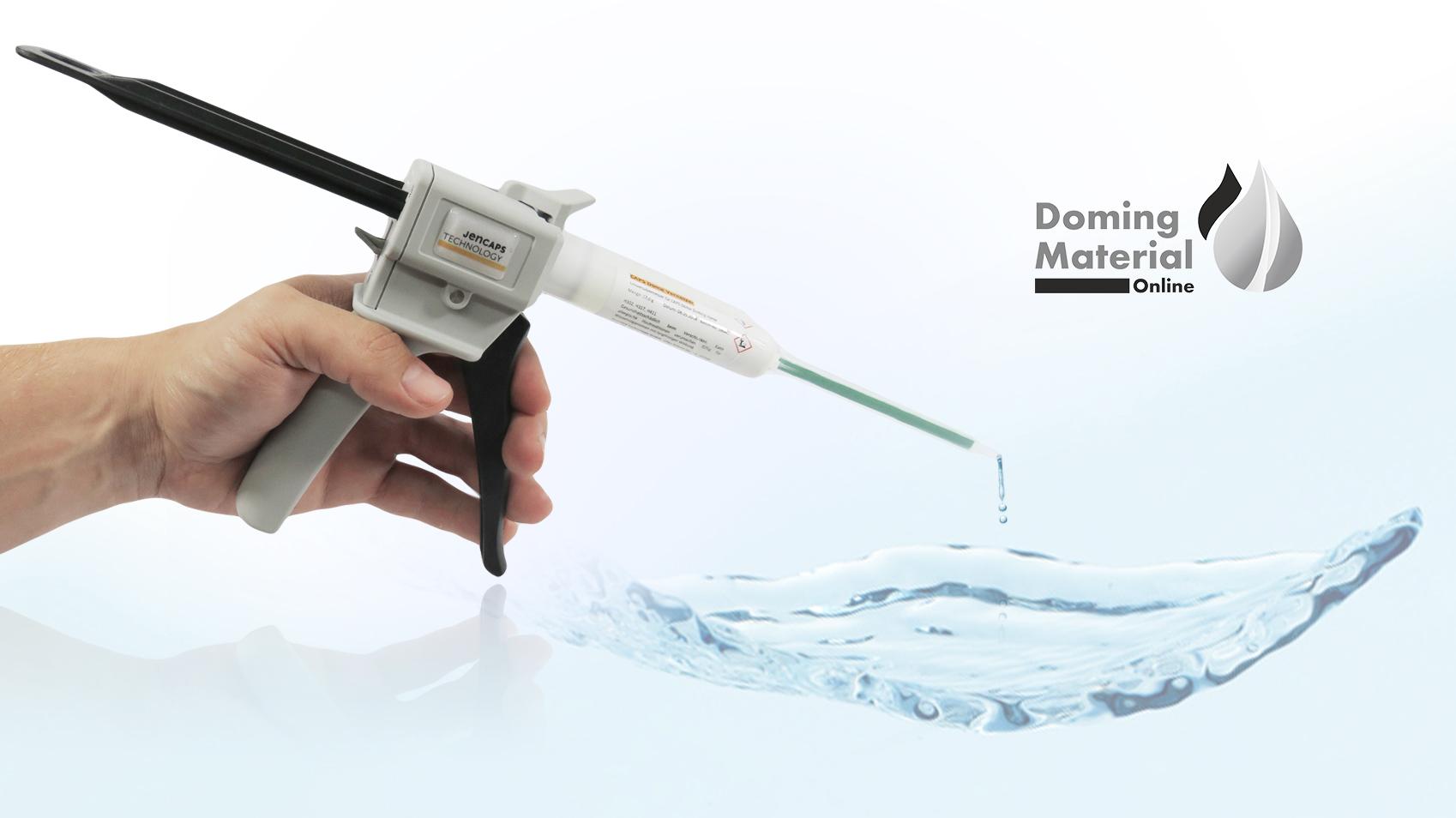 Doming-Material_Online_Dosierpistole_Handhabung